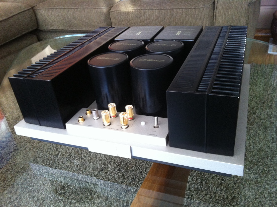 PIONEER M-25 POWER AMPLIFIER