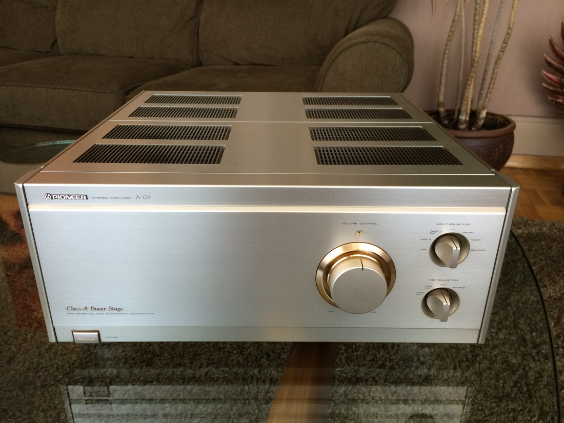 PIONEER A-09 INTEGRATED AMPLIFIER