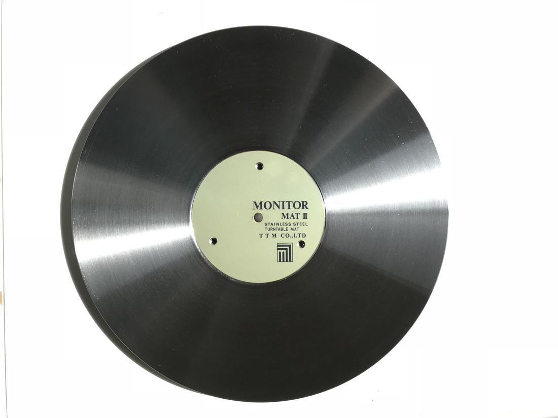 Monitor Mat II TTM Co.Ltd stainless  steel