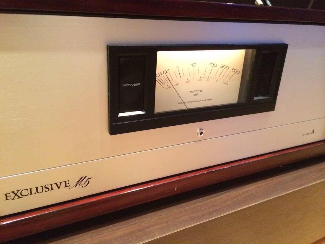 PIONEER EXCLUSIVE M5 MONOBLOCK POWER AMPLIFIER