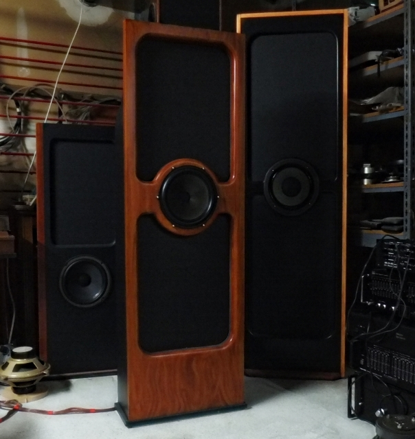 Open Panel Speaker System