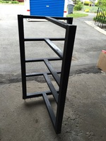 bellogetti metal equipment stand