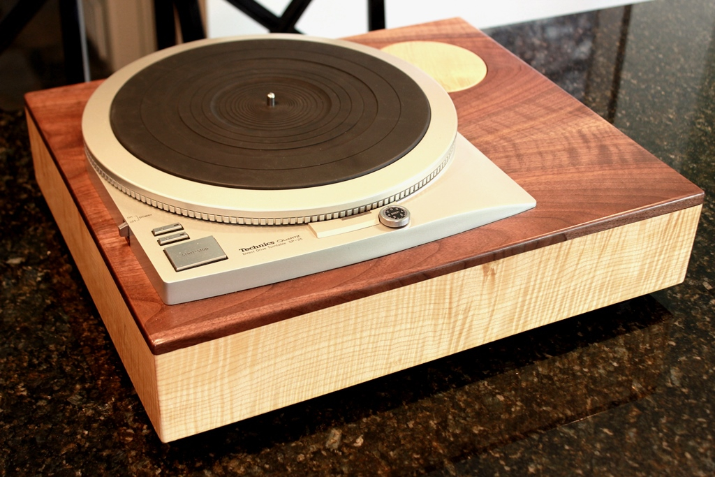 SP-25 in Walnut and Maple