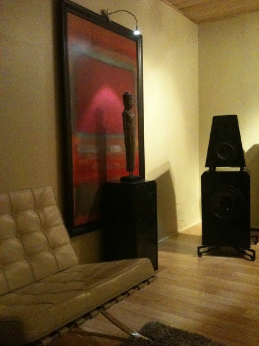Eficion F300 Speakers