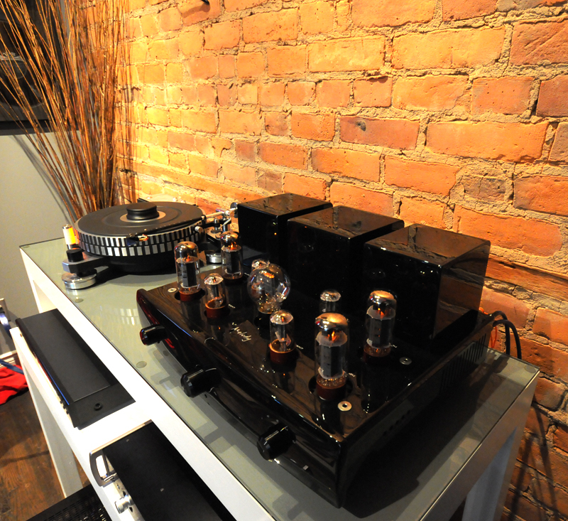 System 4 featuring Melody Valve Hifi