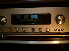 Luxman C10 Preamp and M10 Amp