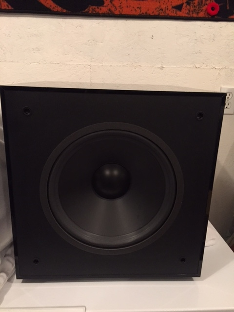 Energy Subwoofer Model XL-S12