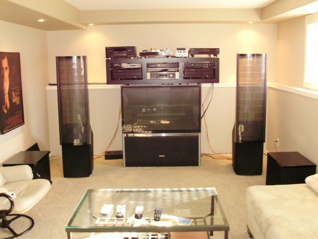 New Martin Logan Prodigys