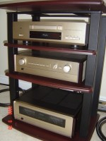 Accuphase system