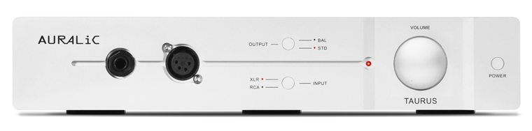 Auralic Taurus MKII Headphone Amplifier