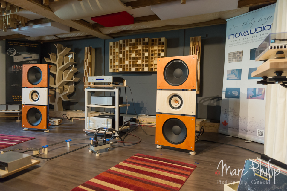 inovaudio listening room