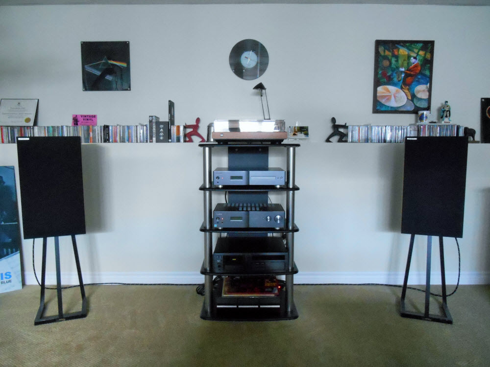 Critical Listening Side of Man Cave