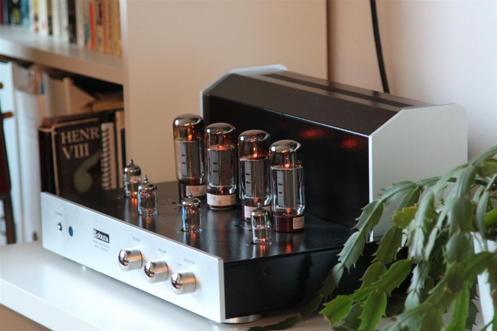 Jolida JD302BRC Integrated Tube Amp