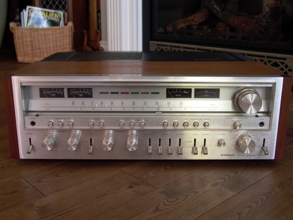 BIG & NASTY MONSTER 185 WPC PIONEER SX-1280