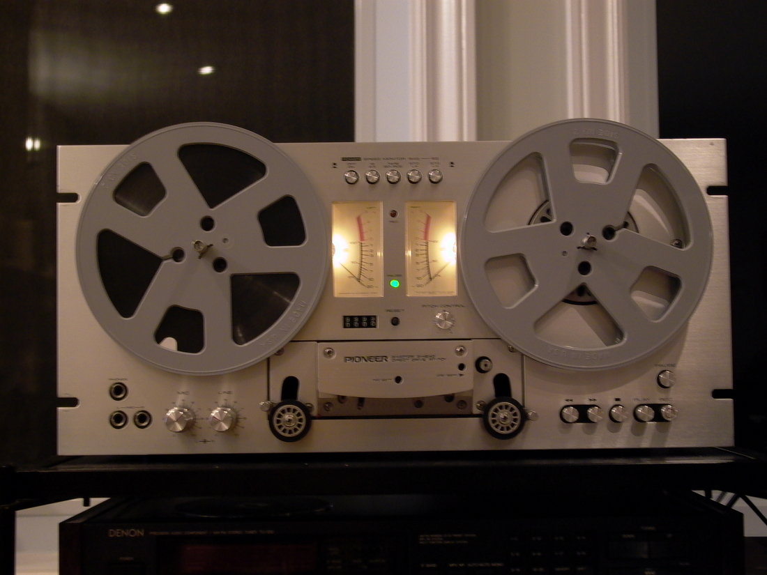 PIONEER RT-701 REEL TO REEL