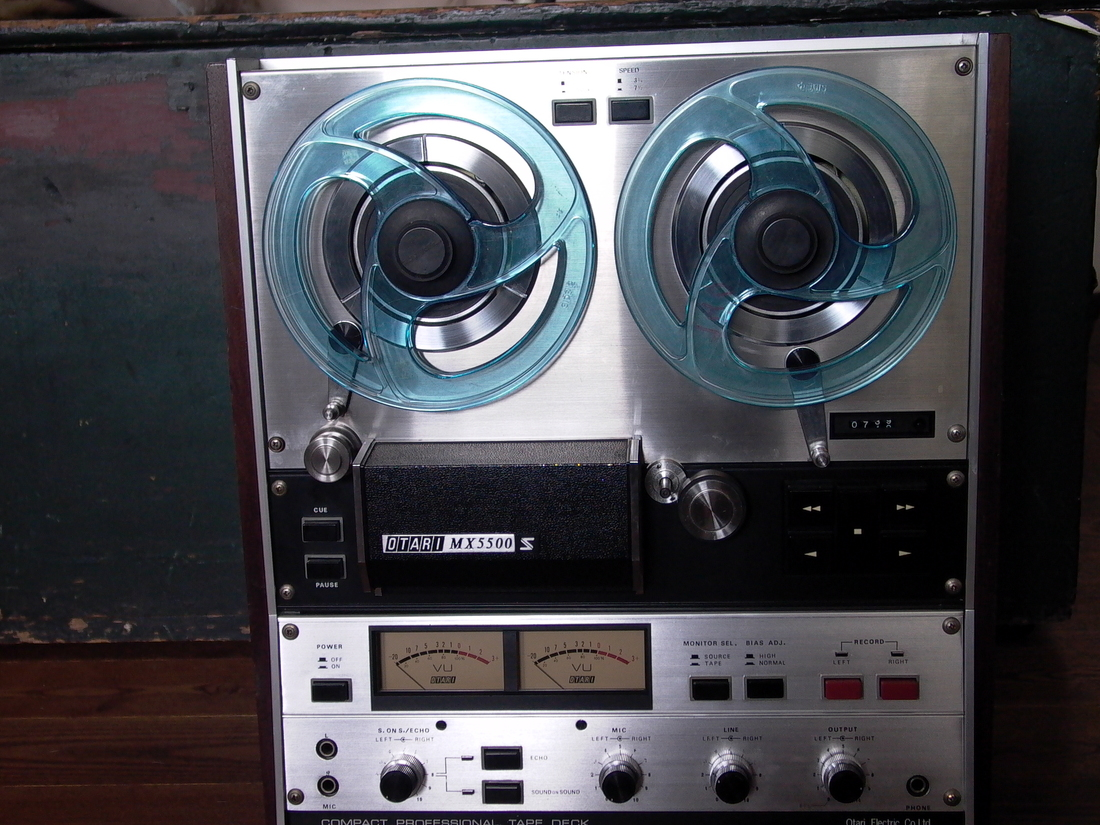 OTARI MX-5500 REEL TO REEL