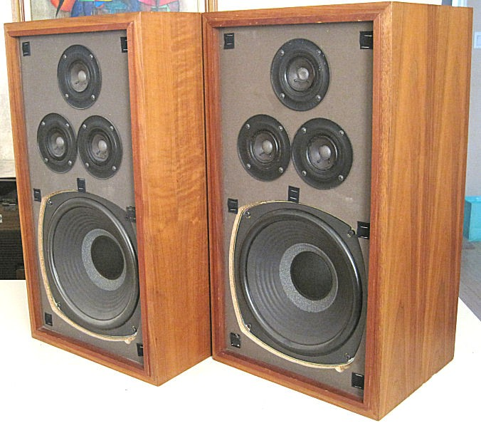 realistic optimus 5b spectacular vintage speakers reduced for sale canuck audio mart