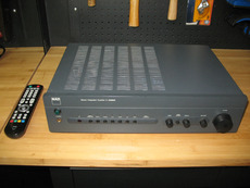 NAD c320 Integrated Amplifier with remote For Sale - Canuck