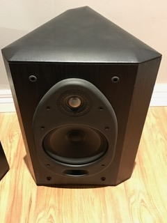 Polk Audio FX 500 F X FX500LC Speakers For Sale