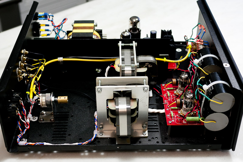 AudionoteKit Pre Amp Modified
