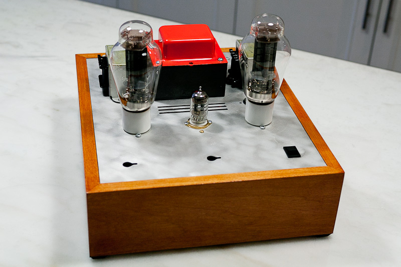 Bottlehead Stereomour Modified