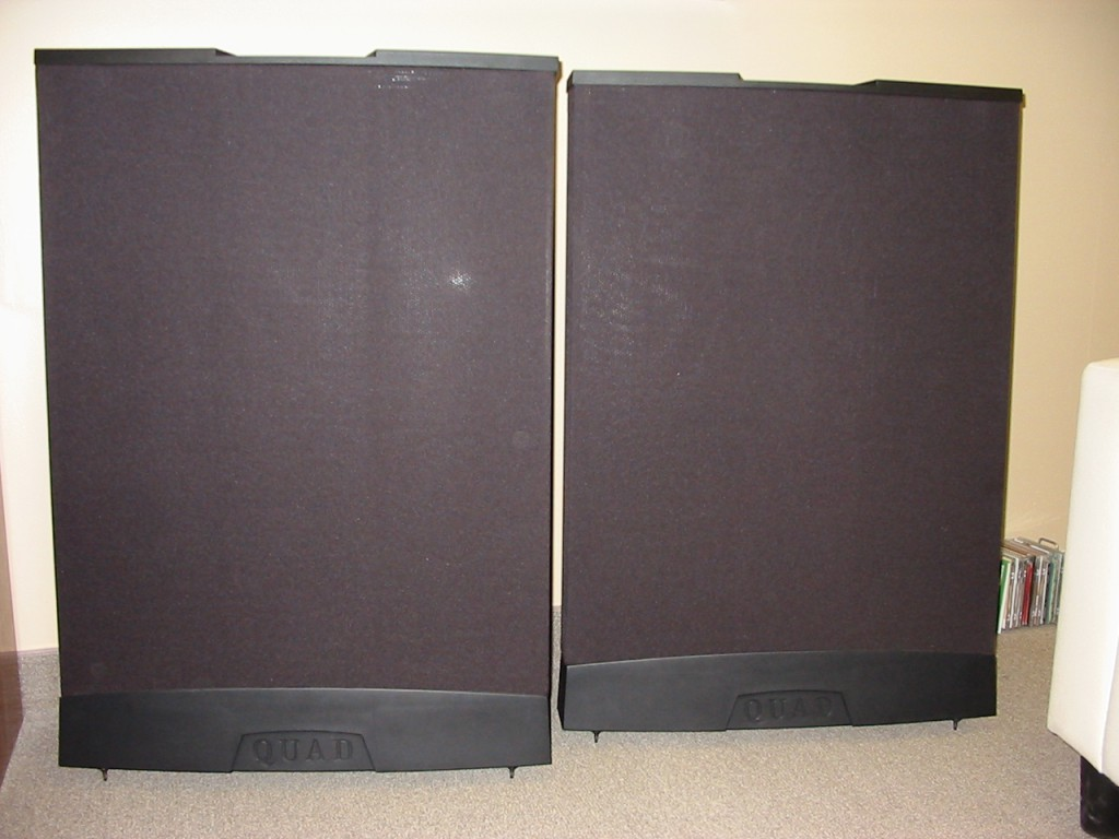 quad 988 speakers