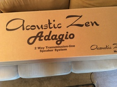 Acoustic Zen Adagio Floor Standing Speakers