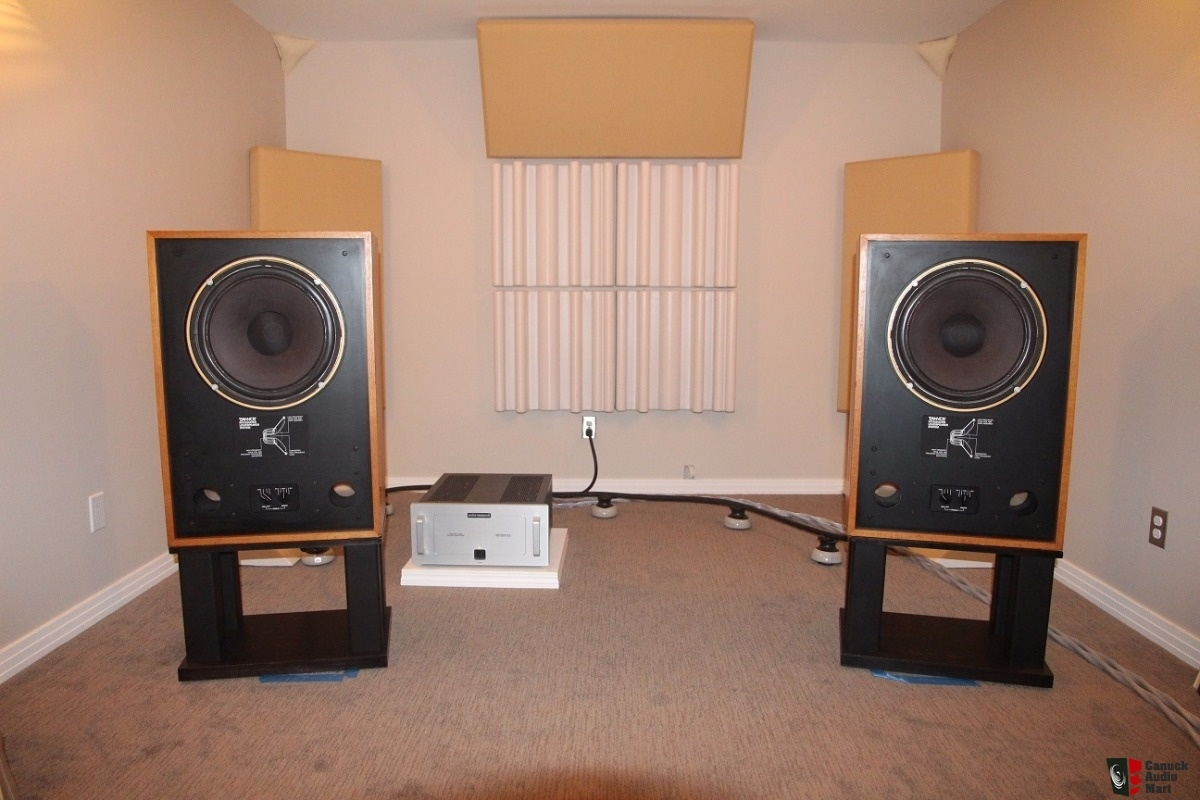 Tannoy Berkley Restored and Upgraded