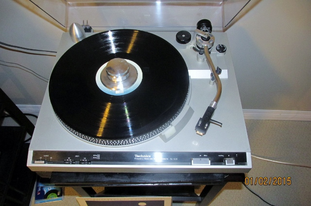Technics SL1700  MkII    dd  turn table