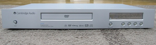 dvd  player  for music  and high resolution  dvd discs
