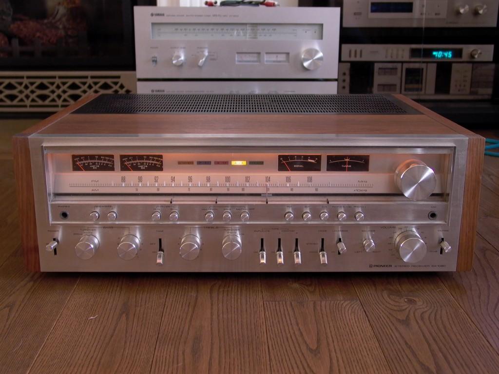 1978 PIONEER SX-1080