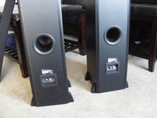 Boston Acoustics CS 226 and CS Sub 10
