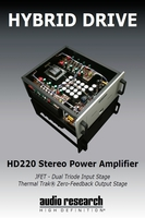 Audio Research Corporation HD-220