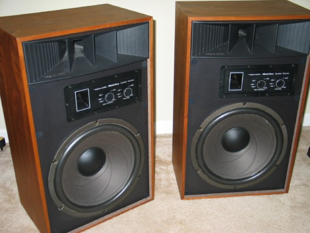 Realistic mach 2 speakers for sale