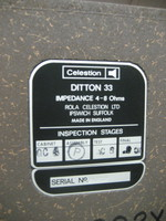 Celestion Ditton Celestion Ditton 33
