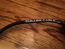 Cullen Cable Crossover Series Power Cable