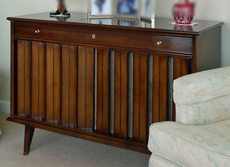 Philips The Belle Isle console