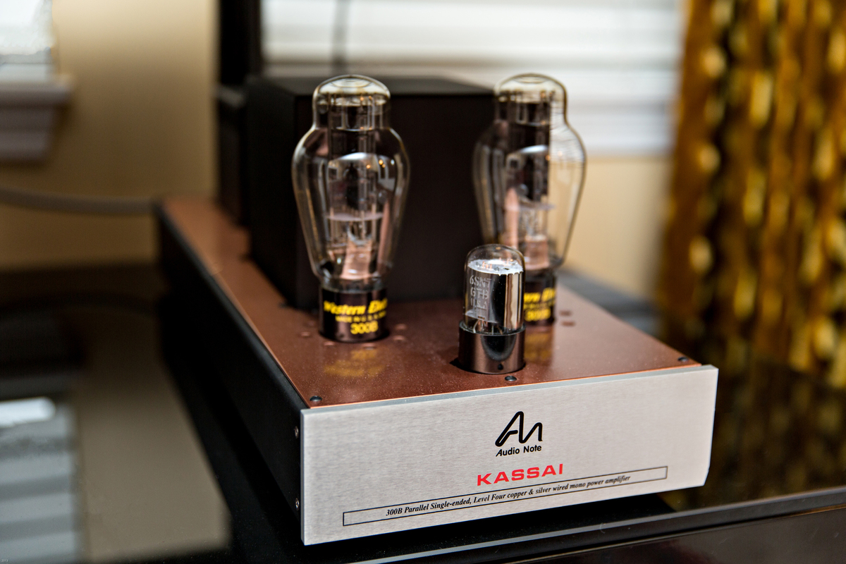 Audio Note Kassai Monoblocks