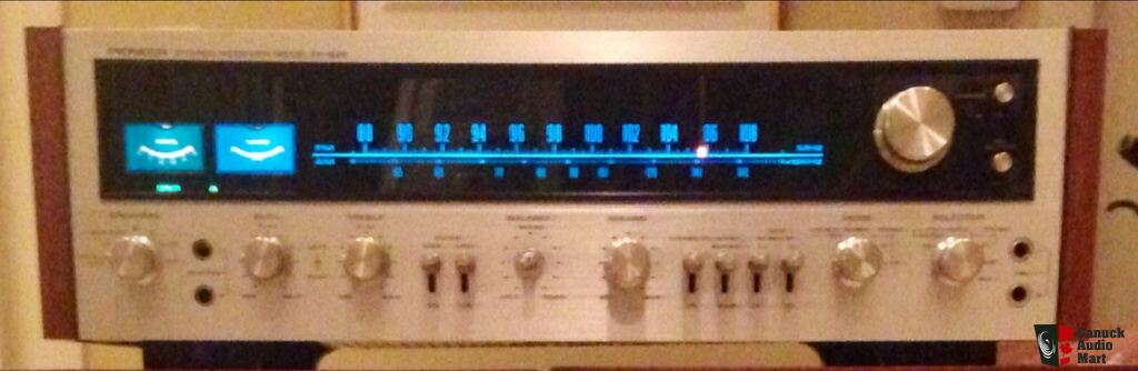 Pioneer Sx 828 In Nice Condition But Needing Tlc Photo