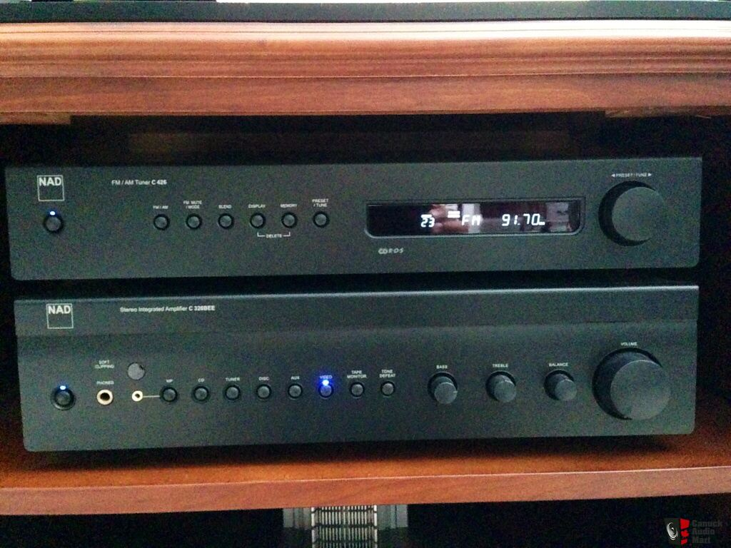 NAD C356BEE Integrated Amplifier (TAS 210) | The Absolute ...