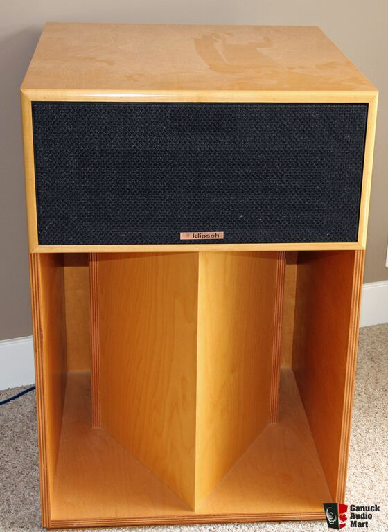 klipsch la scala photo 1020053 canuck audio mart. Black Bedroom Furniture Sets. Home Design Ideas