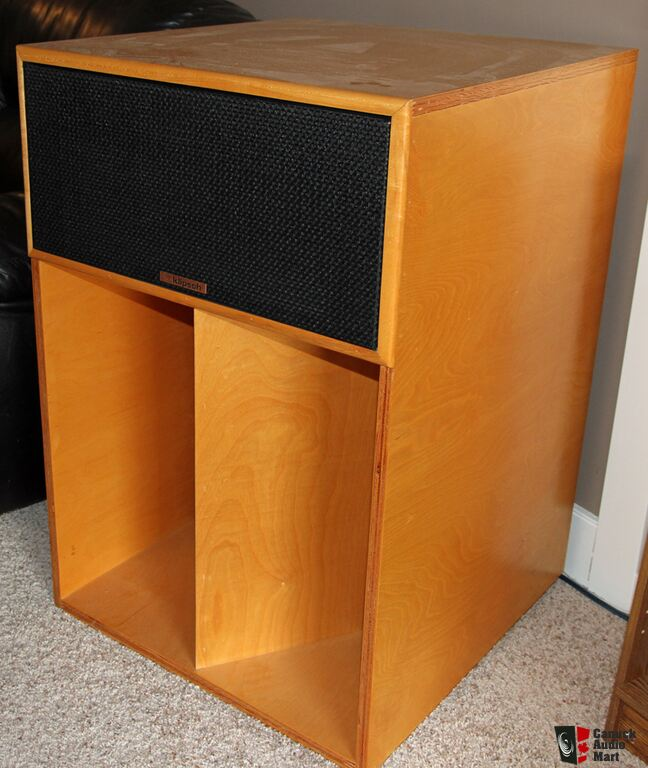 klipsch la scala photo 1020052 canuck audio mart. Black Bedroom Furniture Sets. Home Design Ideas