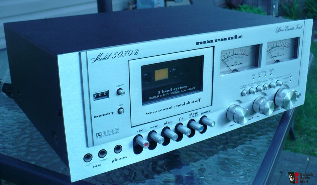 Marantz 5030B TOTL 3 Head Cassette Deck Photo #1029072