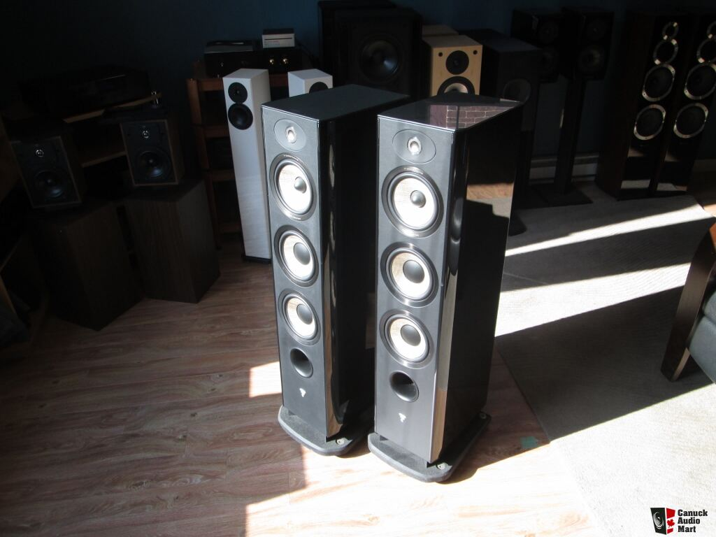 Focal Aria 926 Speakers - SOLD Photo #1032243 - US Audio Mart
