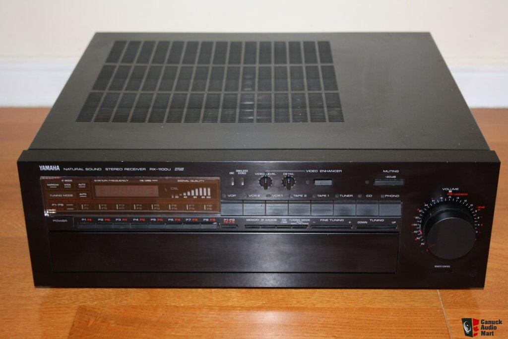 Yamaha Stereo Receiver Rx  For Sale