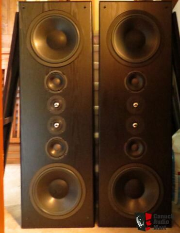 STUDIO LAB Monster Tower Speakers Photo #1042132 - Canuck