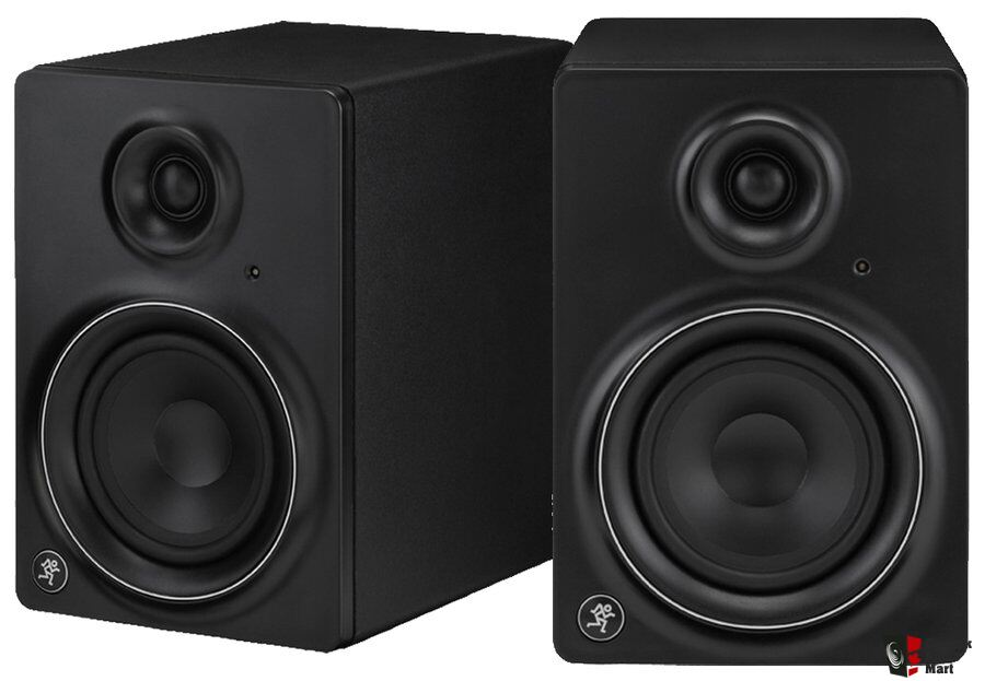mackie mr5 mk2 powered studio monitors photo 1045572 canuck audio mart. Black Bedroom Furniture Sets. Home Design Ideas