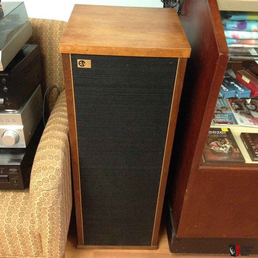 Epi M 400 Speakers 8 Drivers Per Speaker Very Rare