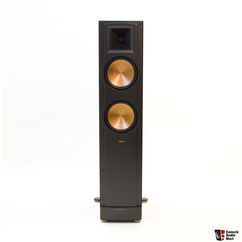 klipsch rf 82 ii floorstanding rc 62 ii centre rs 42 ii rears sw 112 subwoofer complete set. Black Bedroom Furniture Sets. Home Design Ideas