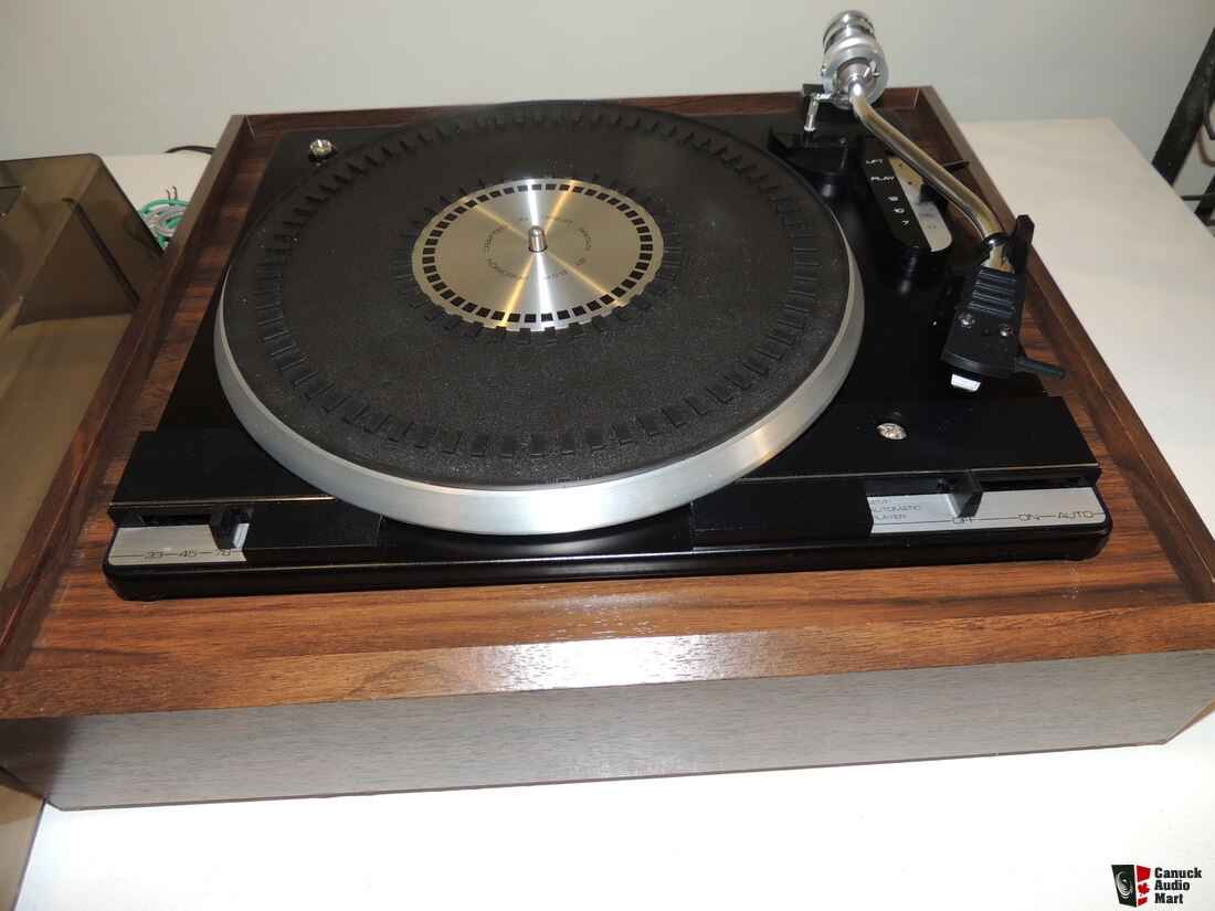 Vintage BSR 0973 Fully Automatic Turntable with ADC QLM ...